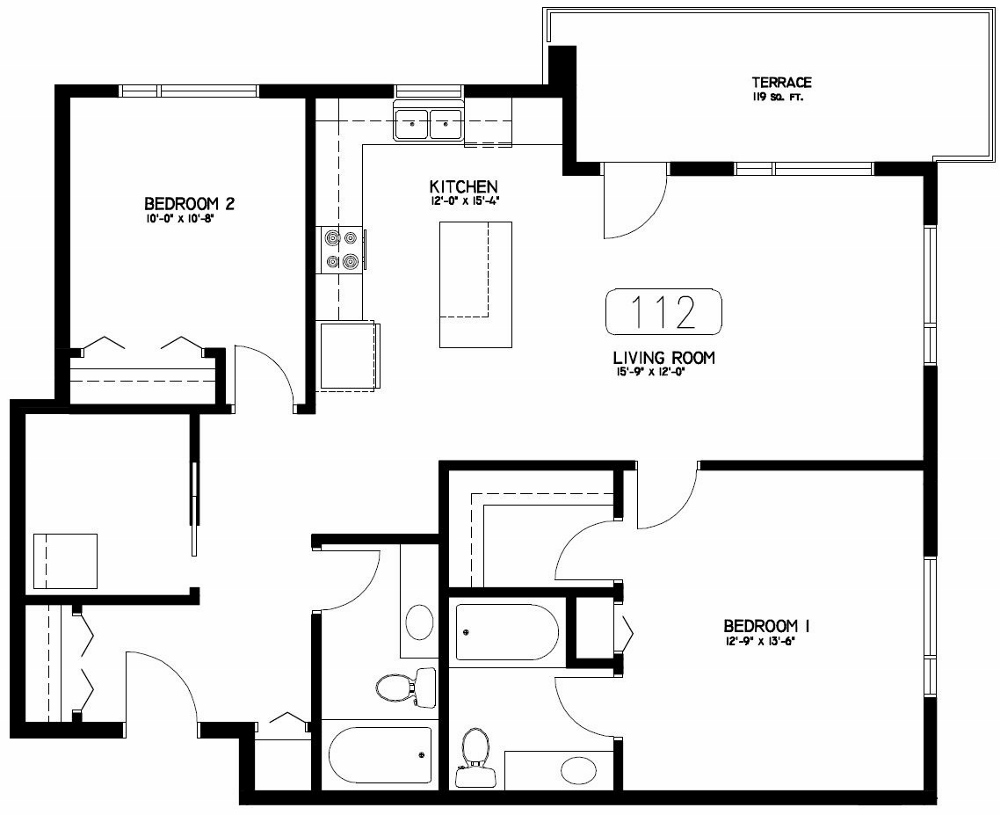 Condo House Plans Viewing Gallery
